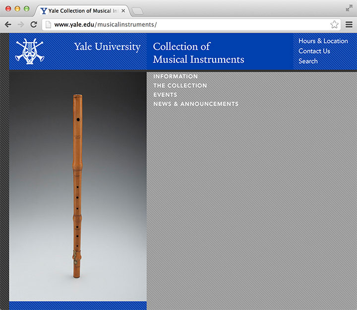 Yale Collection of Musical Instruments